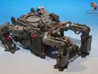 Mechanicus Army Rhino