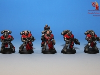 Mechanicus Army Infantry