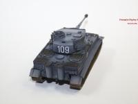 Bolt Action German Tiger Tank