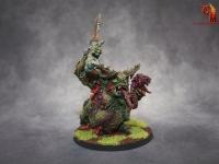 Greater Daemon of Nurgle