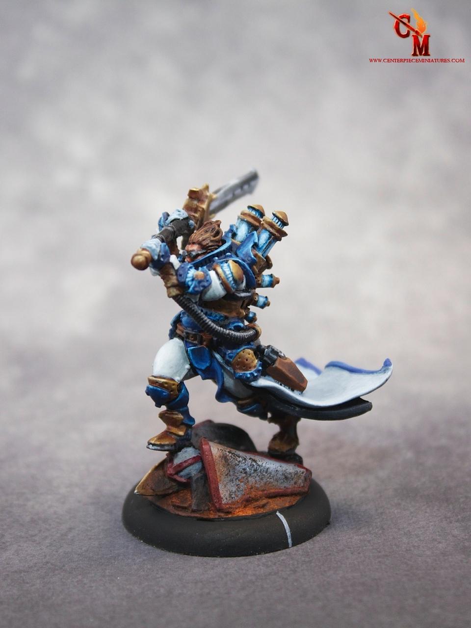 Lord Commander Stryker