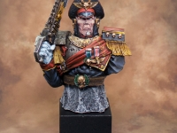 Imperial Guard Commissar