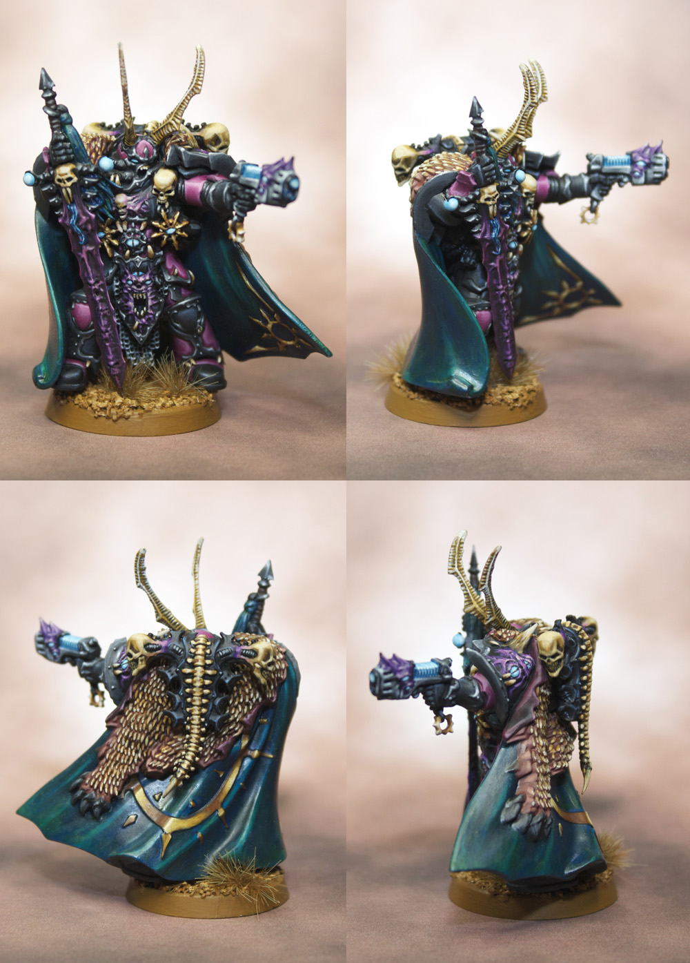 Slaanesh Chaos Lord