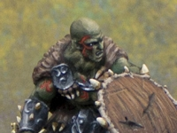 """Phebrickid"", Tribal Warrior (Orc)"