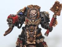 Ultramarine Terminator Chaplain