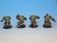 Dreadball Teraton Team