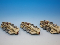 Dystopian Wars - Japanese Fleet