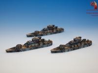 Prussian Warships