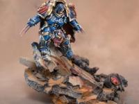 Horus Heresy Primarch - Konrad Curze