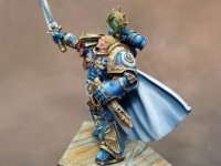 Horus Heresy Primarch - Roboute Guilliman