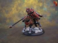 Khador Iron Uhlans