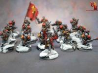 Khador Winter Guard