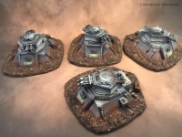 Imperial Turrets
