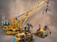 40k Industrial Machines