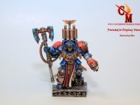 Space Hulk Terminator Librarian Front