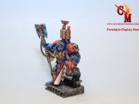 Space Hulk Terminator Librarian Left Side