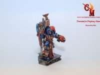 Space Hulk Terminator Librarian Right Side