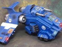 Ultramarine Storm Eagle