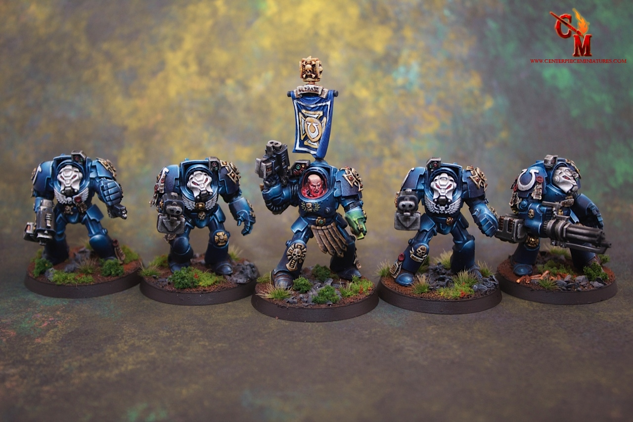 Ultramarine Terminators