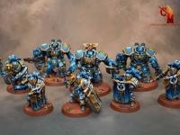 Ultramarine Invictus Suzerains & Centurions