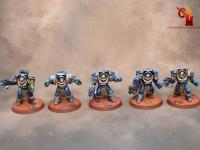 Ultramarine Terminators