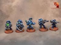 Ultramarine Devastators