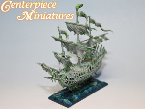 Dreadfleet painting shadewraith