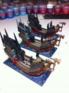 Dreadfleet Commission Update