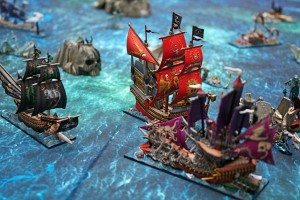 Dreadfleet Commissions Completed