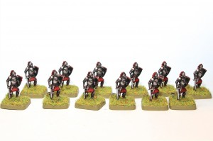 More Lannisters Painted
