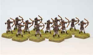 Stark Warhost and Archers