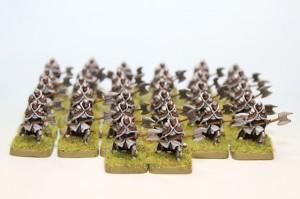 Stark Warhost and Archers