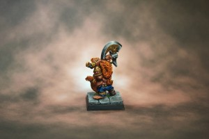 Warhammerquest Troll Slayer