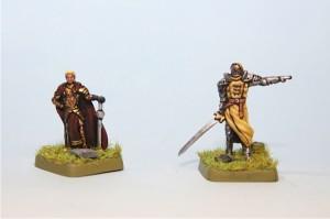 Painting Jaime & Gregor