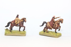 Addam and Tywin painted from Battle of Westeros