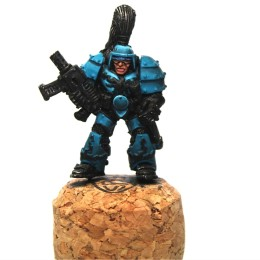 Warhammer 40k Thunder Warrior