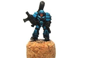 Warhammer 40k Thunder Warrior