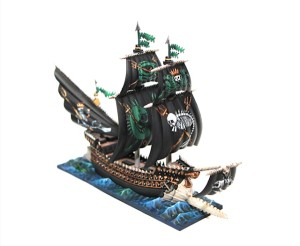 Painted Dreadfleet Swordfysh