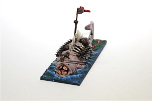 Painted Dreadfleet Skabrus