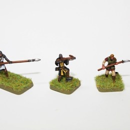 Wardens of the West troops