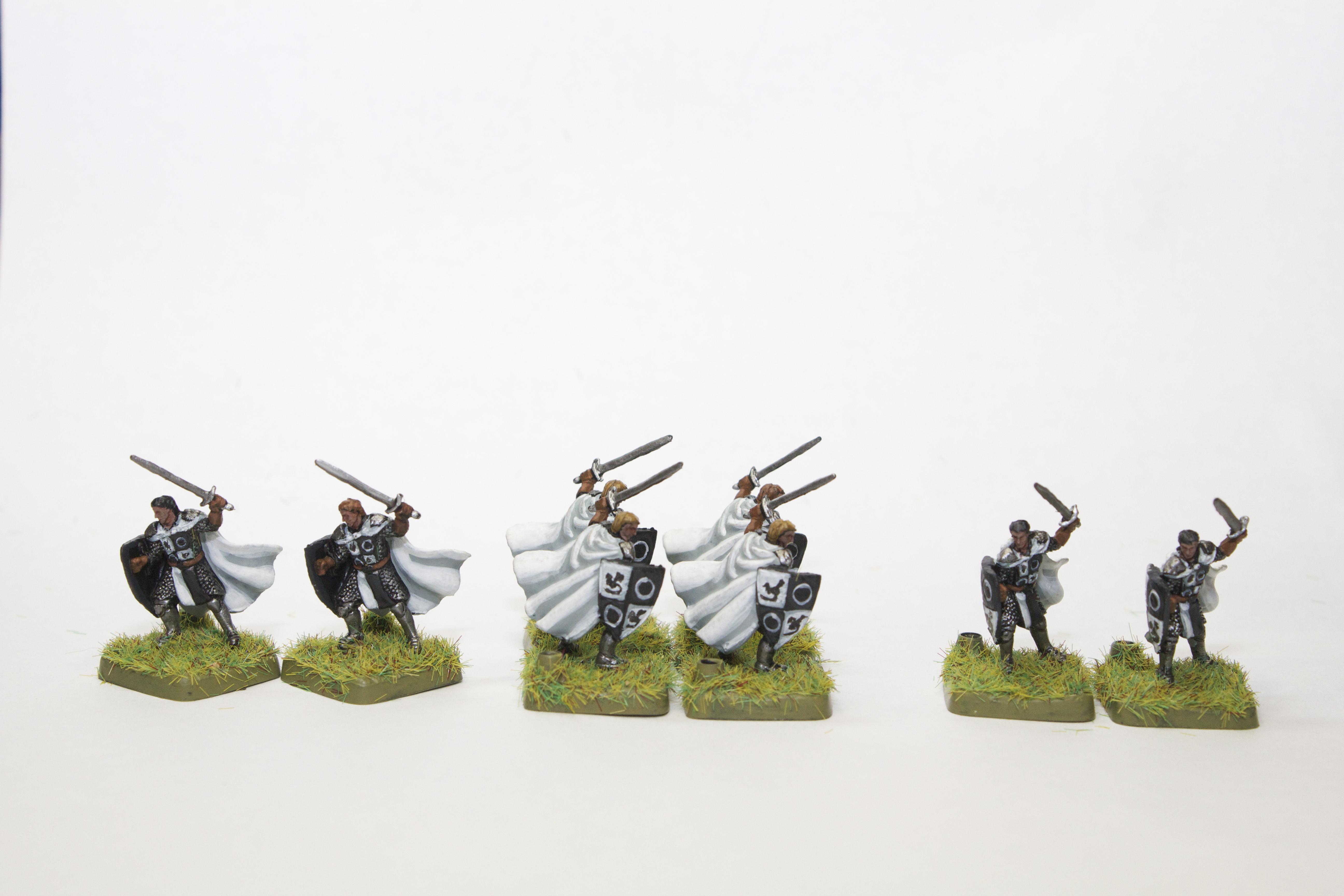 Warriors of Wayfarer's Rest