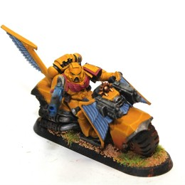 Imperial Fist Bike