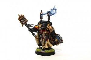 Imperial Fist Chaplain
