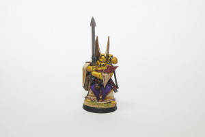 Imperial Fist Captain