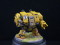 Painting Guide – Imperial Fist Dreadnought