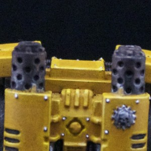 Imperial Fist Dreadnaught Fumes 2