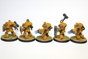 Imperial Fist Terminators