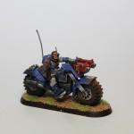 Ultramarine Scout Bike