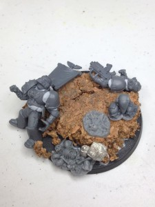 Warhammer 40k base