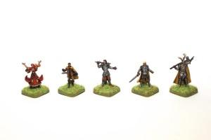 House Baratheon Characters